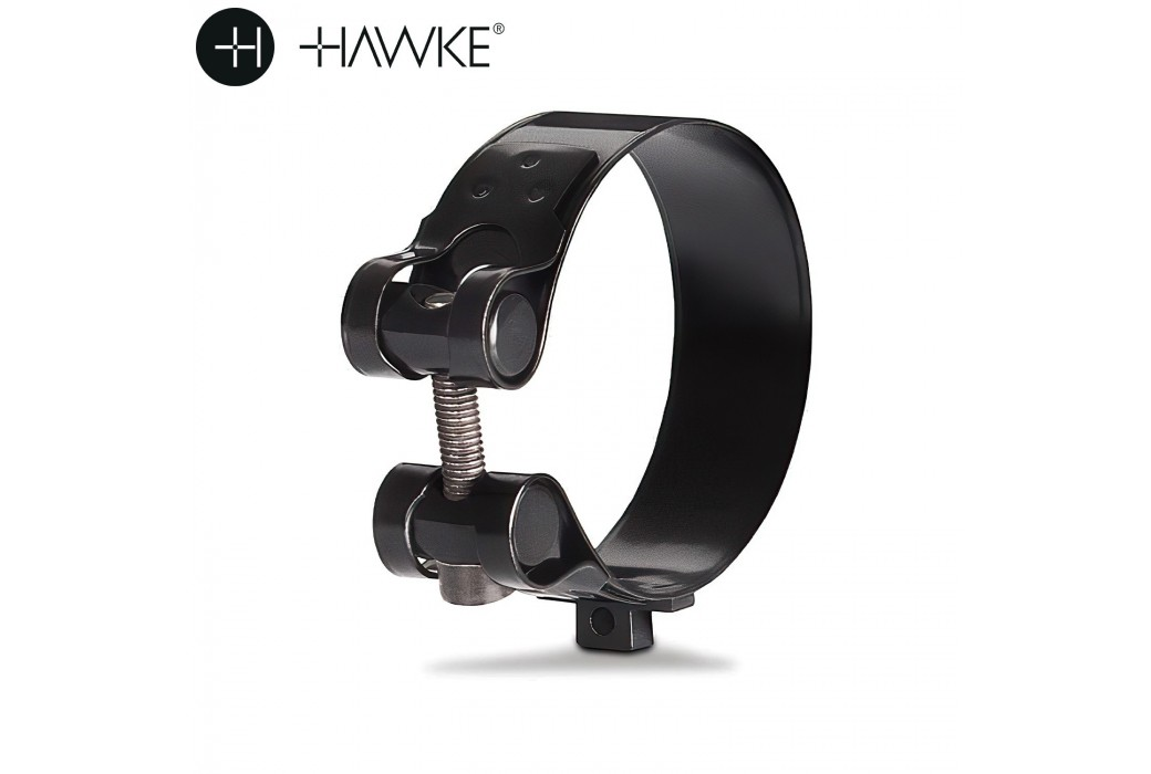 HAWKE RING ADAPTEUR BIPIED P/ BOUTEILLE PCP 60MM