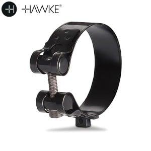 HAWKE ANILLO ADAPTADOR BIPODE P/ BOTELLA PCP 60MM