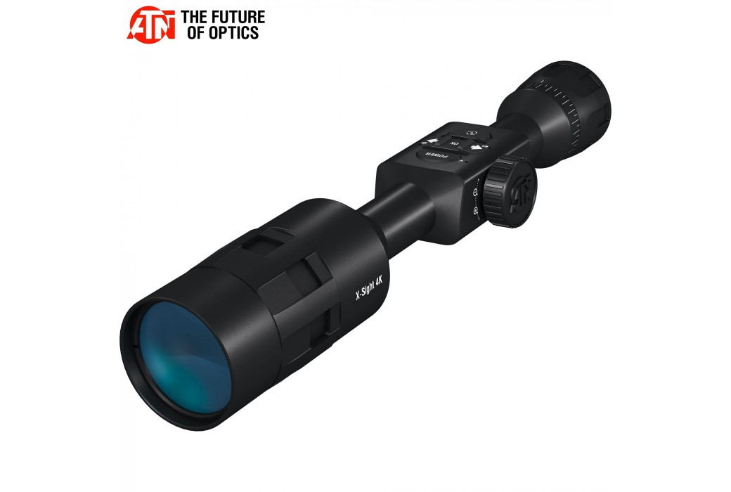 NIGHT VISION SCOPE ATN X-SIGHT 4K 5-20X PRO EDITION