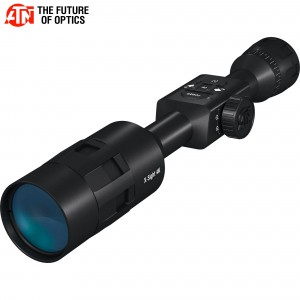 NIGHT VISION SCOPE ATN X-SIGHT 4K 3-14X PRO EDITION