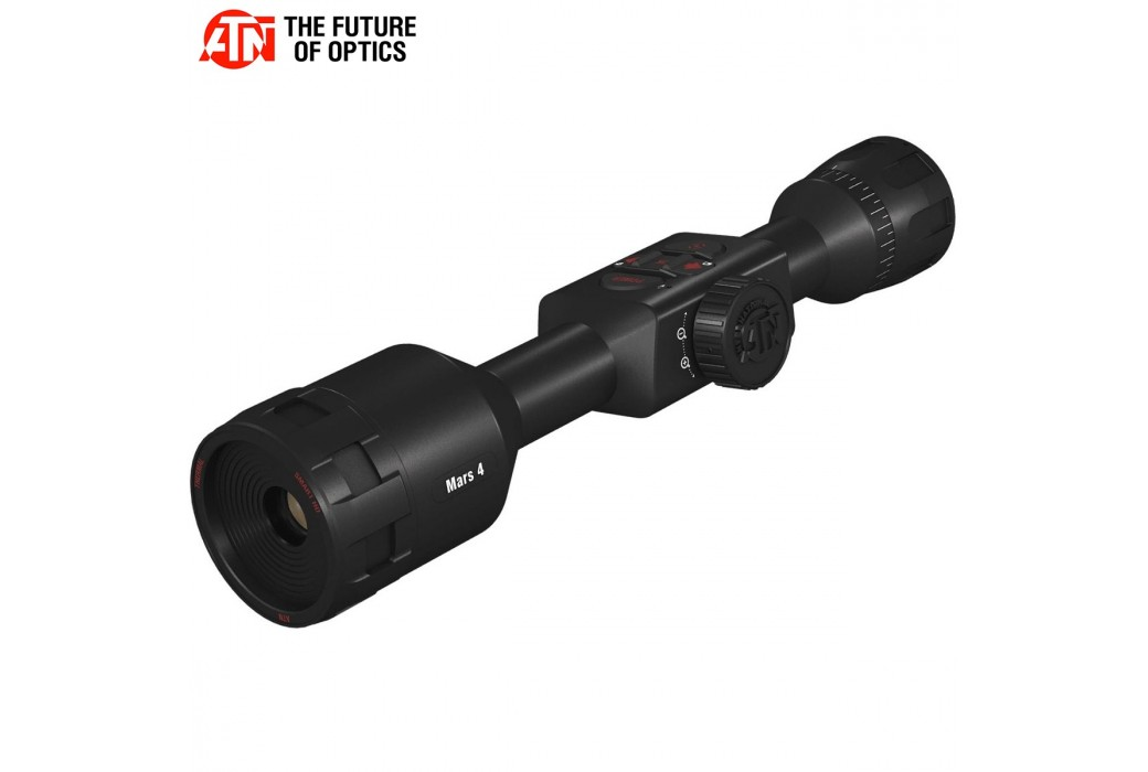 THERMAL RIFLE SCOPE ATN MARS 4 4K (640X480) 1-10X