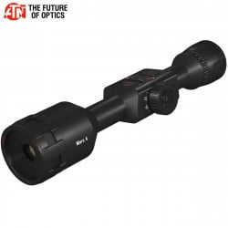 THERMAL RIFLE SCOPE ATN MARS 4 4K (384X288) 4.5-18X