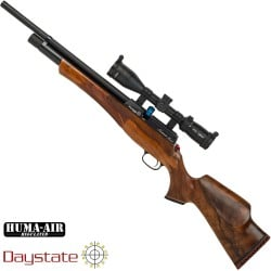 PCP AIR RIFLE DAYSTATE HUNTSMAN REVERE HUMA REGULATED