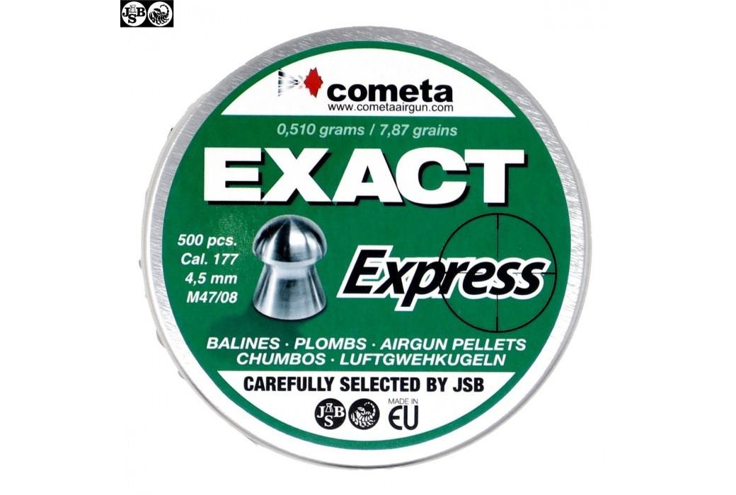 CHUMBO JSB EXACT EXPRESS 500pcs 4.52mm (.177)