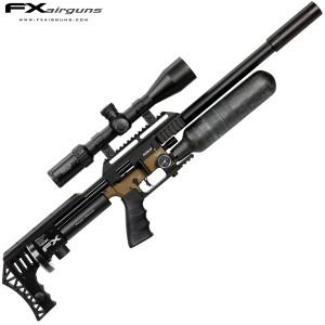 PCP AIR RIFLE FX IMPACT X MKII POWER PLENUM BRONZE