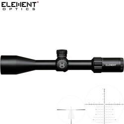 LUNETTE DE TIR ELEMENT OPTICS HELIX 6-24X50 APR-2D FFP MRAD