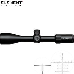SCOPE ELEMENT OPTICS HELIX 6-24X50 APR-2D FFP MRAD