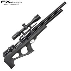 PCP AIR RIFLE FX WILDCAT MKIII SNIPER