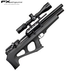PCP AIR RIFLE FX WILDCAT MKIII COMPACT