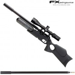 CARABINE PCP FX CROWN MKII CONTINUUM SYNTHETIC
