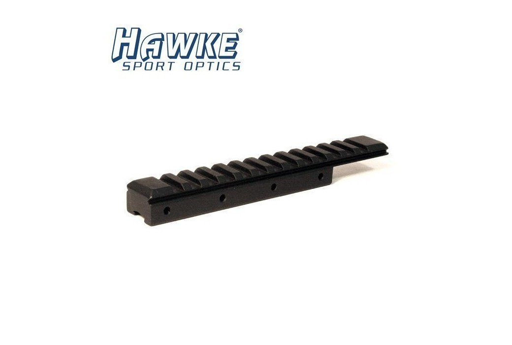 HAWKE 1PC ADAPTER 11mm-3/8 PICANTINY