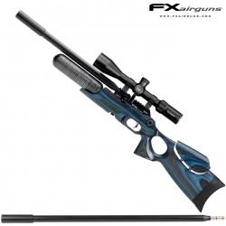 PCP AIR RIFLE FX CROWN MKII CONTINUUM BLUE LAMINATE