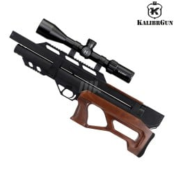 AIR RIFLE BULLPUP KALIBRGUN ARGUS 45 WALNUT