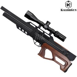 AIR RIFLE BULLPUP KALIBRGUN ARGUS 60 WALNUT