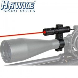 HAWKE RED LASER FOR SCOPE 1""