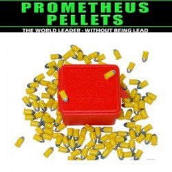 Air gun pellets PROMETHEUS 125pcs 4.5mm (.177)