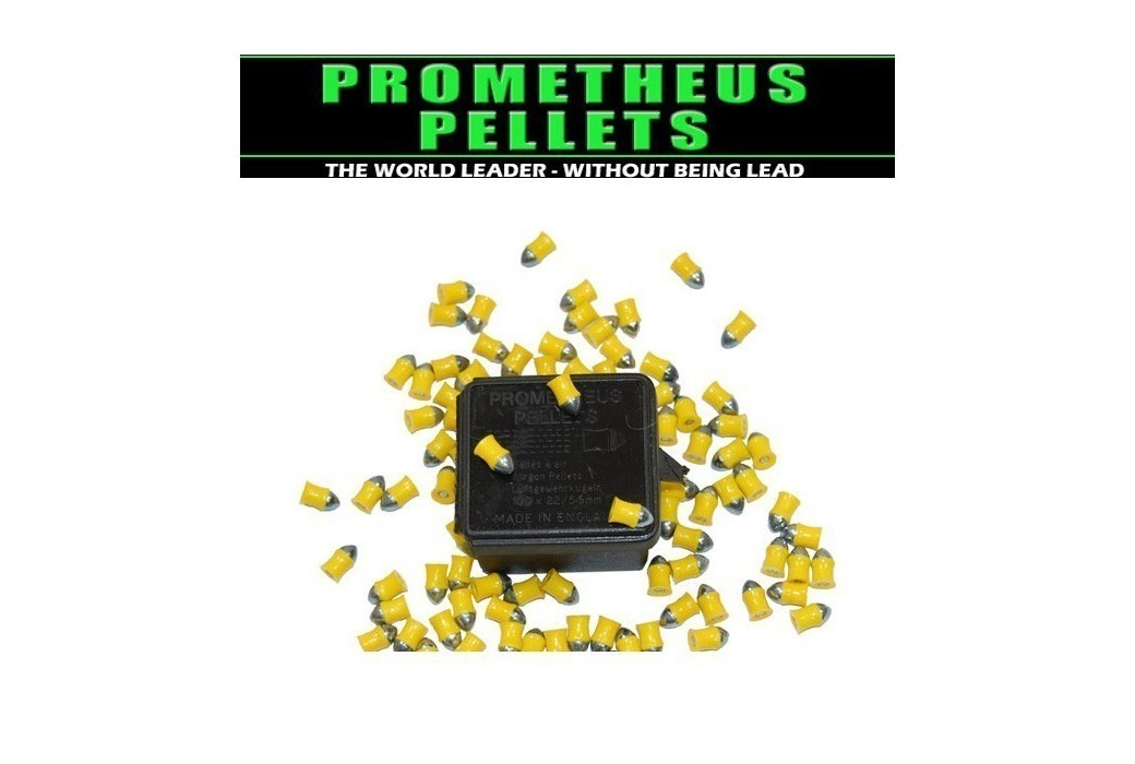 PROMETHEUS 100pcs 5.5mm (.22)