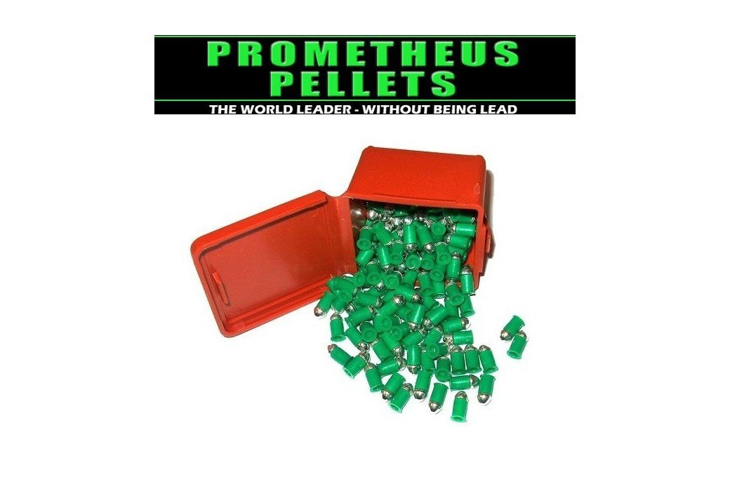 PROMETHEUS PARAGON Z7 125pcs 4.5mm (.177)