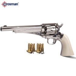 REVOLVER CO2 CROSMAN REMINGTON 1875 BB/BALINE 4.50mm