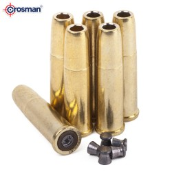CROSMAN REMINGTON 1875 CARTRIDGE 6PCS PELLET 4.50mm