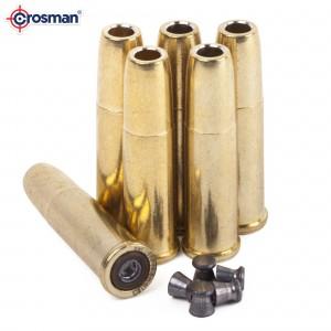 CROSMAN REMINGTON 1875 6 MUNITIONS P/ PLOMB 4.50mm
