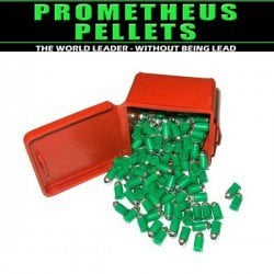 Air gun pellets PROMETHEUS PARAGON Z1 75pcs 5.5mm (.22)