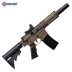 CARABINA CO2 CROSMAN BUSHMASTER MPW FULL AUTO BB GUN
