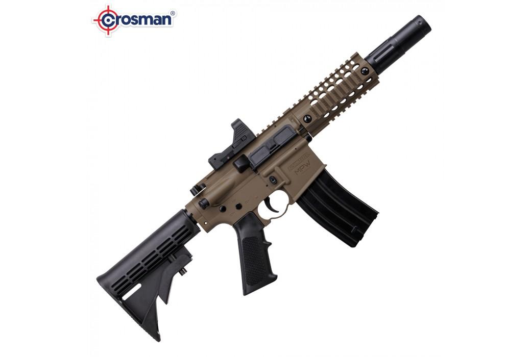 CARABINE CO2 CROSMAN BUSHMASTER MPW FULL AUTO BB GUN
