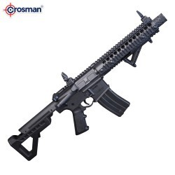 CARABINA CO2 CROSMAN DPMS SBR FULL AUTO BB GUN