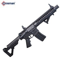 CROSMAN DPMS SBR FULL AUTO BB GUN