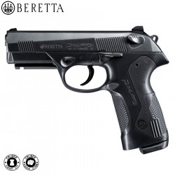 CO2 AIR PISTOL BERETTA PX4 STORM BLOWBACK PELLET / BB