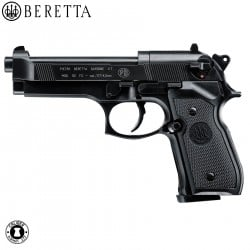 PISTOLET CO2 BERETTA M92 FS FULL METAL PLOMB