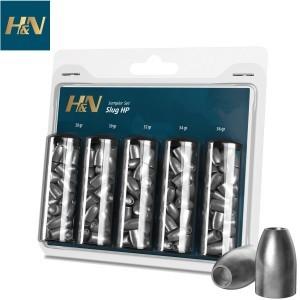 BALINES H&N SLUG HP 6.35mm (.250) SAMPLER PACK 200PCS