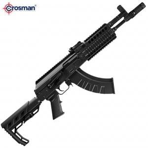 CARABINA CO2 CROSMAN DPMS SBR FULL AUTO BB GUN