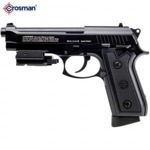 PISTOLET CO2 CROSMAN P1 FULL AUTO LASER BB GUN