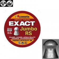 JSB EXACT RS JUMBO 250pcs 5.52mm (.22)