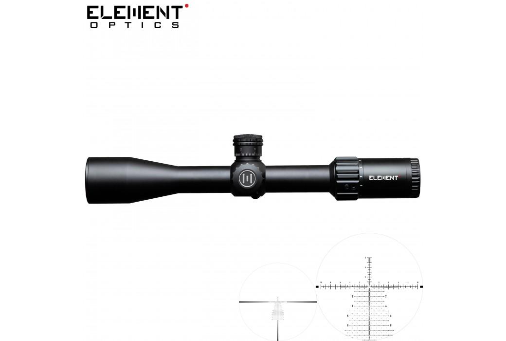 SCOPE ELEMENT OPTICS HELIX 4-16X44 APR-2D FFP MRAD
