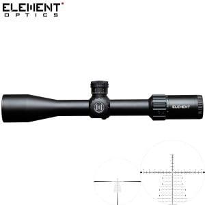 LUNETTE DE TIR ELEMENT OPTICS HELIX 4-16X44 APR-2D FFP MRAD