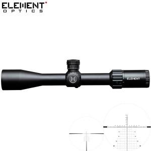 LUNETTE DE TIR ELEMENT OPTICS HELIX 4-16X44 APR-2D FFP MOA