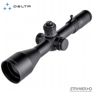 VISOR DELTA OPTICAL STRYKER HD 4.5-30X56 FFP (LRD-1T)