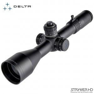 LUNETTE DE TIR DELTA OPTICAL STRYKER HD 4.5-30X56 FFP (LRD-1P)