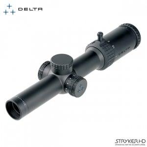 LUNETTE DE TIR DELTA OPTICAL STRYKER HD 1-6X24 (DSMR)