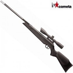 AIR RIFLE COMETA FUSION BLACK COMBO 3-9X40AO