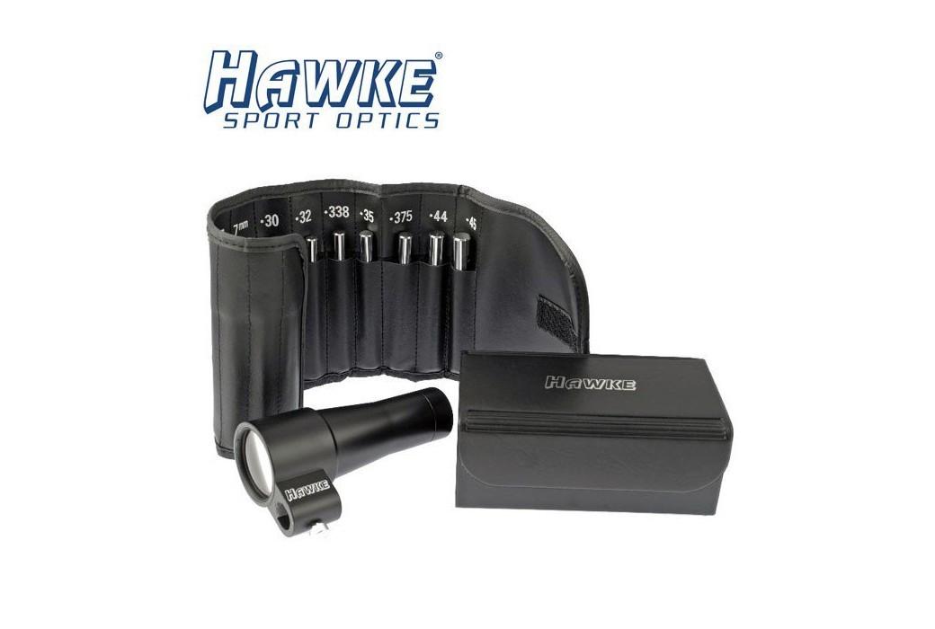 HAWKE COLIMADOR UNIVERSAL 14 VARETAS (.177-.45)