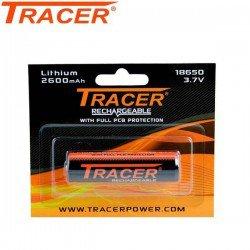 TRACER BATTERY 18650 3.7V 2600mAh