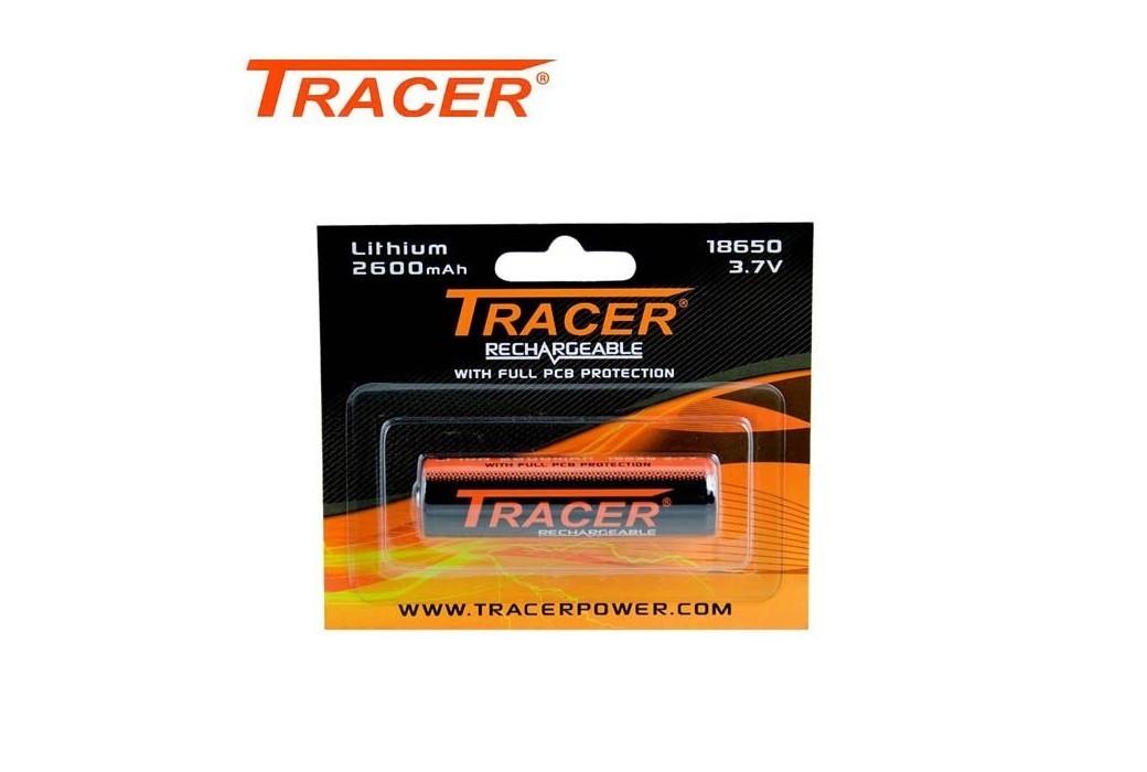 TRACER BATERIA 18650 3.7V 2600mAh