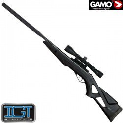 AIR RIFLE GAMO BULL WHISPER IGT 4X32