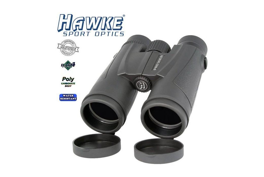 HAWKE PREMIER BINOCULARS 8X42 GREEN