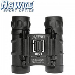HAWKE COMPACT BINOCULARS 8X21