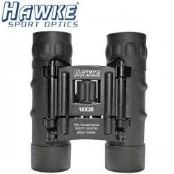 HAWKE COMPACT BINOCULARS 10x25
